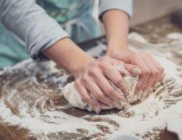 finnische Weihnachtsbäckerei