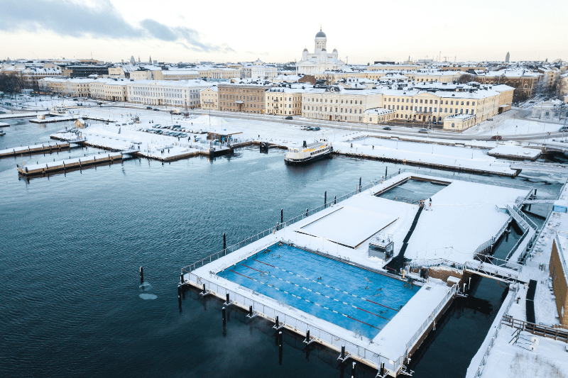 Outdoor Sport in Helsinki