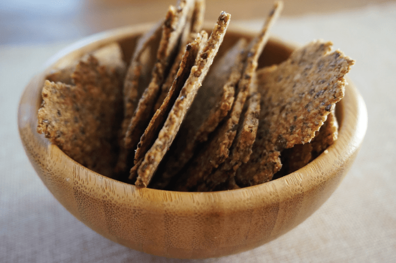 low carb cracker